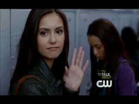 The vampire diaries - Episode 2 - Elena & Stefan - YouTube