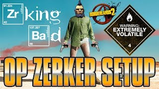 Borderlands 2 OP ZERKER RAID BOSS DESTROYER (PIMPHABBING)