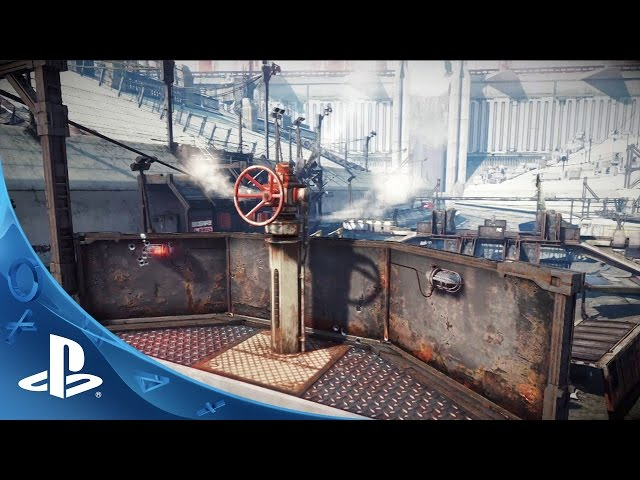 Killzone™ Shadow Fall - Stormgracht DLC Map | PS4