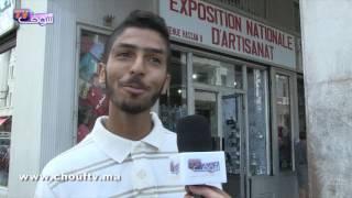 بالفيديو اللاعب الودادي الجديد بنشرقي خائن على لسان الرجاويين | بــووز