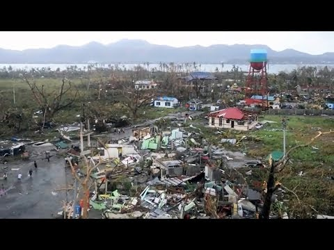 After Typhoon Haiyan, looking to build back better in the Philippines