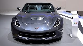 [Chevrolet Corvette Stingray Convertible (2014) Exterior and ...] Video