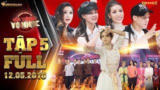 Đấu trường võ nhạc   tập 5 full: Ninh Dương Lan Ngọc, Minh Tú không thể rời mắt trước Châu Tuyết Vân
