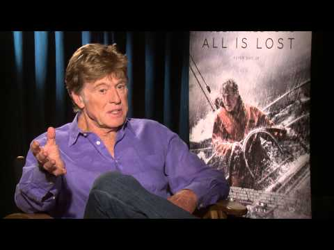 All is Lost Interview: Robert Redford