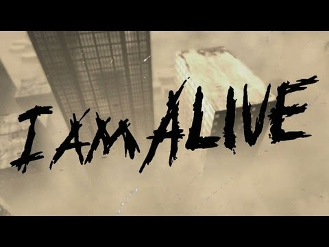 I Am Alive Survival Trailer