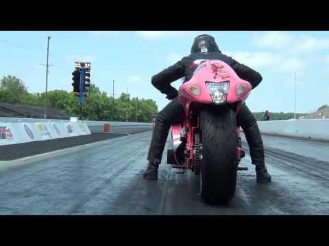 Bud Yoder 7.08 @ 206 mph Pro Street drag racing NHDRO 2013