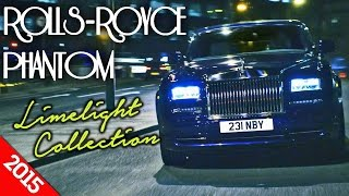 2015 Rolls-Royce Phantom Limelight Collection OFFICIAL Trailer. YouCar Car Reviews.