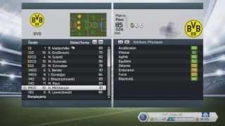FIFA 14 Carrière Borussia Dortmund : Les Débuts ! #1