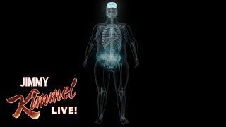 Jimmy Kimmel Examines Donald Trump's X-Ray