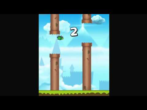 Flappy Dragon Official Game Trailer