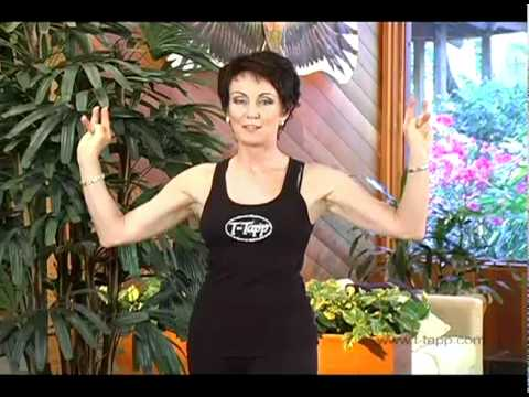 Get Rid of Pain, Inflammation and Arthritis with T-Tapp's Finger Fitness At Home Workout