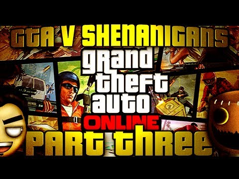Grand Theft Auto Online: Syndicate is the Devil (GTAV Shenanigans Part 3/9)