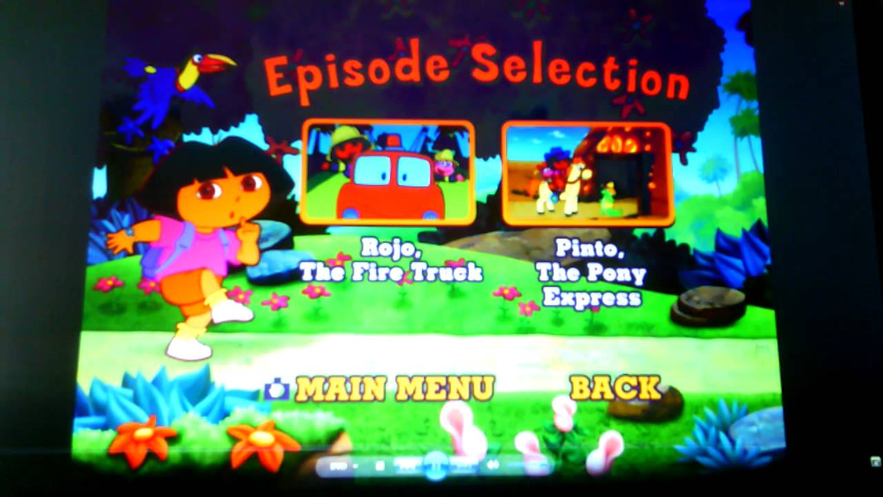 Dora the Explorer- Undercover Dora - YouTube Dora The Explorer Undercover Dora