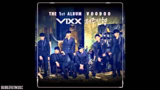 VIXX - 태어나줘서 고마워 Thank you for my love paroles