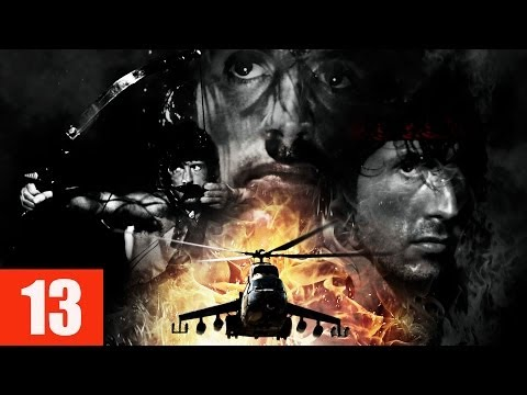Rambo: The Video Game Part 13 Walkthrough XBOX 360