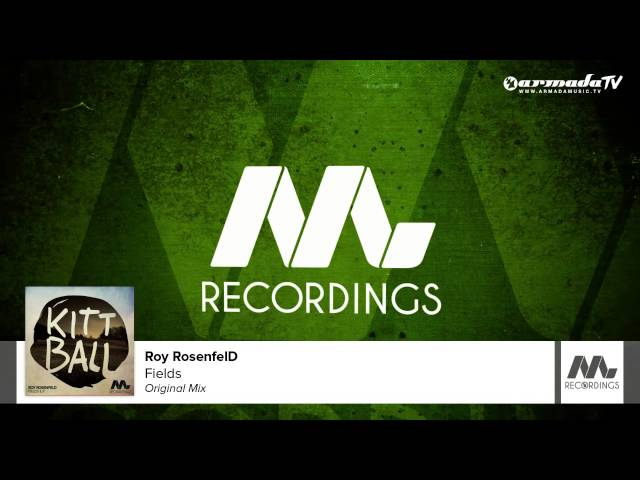 Roy RosenfelD - Fields (Available March 24th)