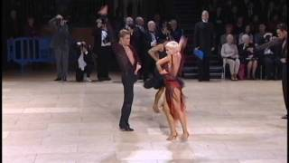 2009 UK Open Latin Amateur Finals
