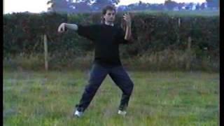 Cheng Man Ching 37 Posture Tai Chi Yang Short Form (2