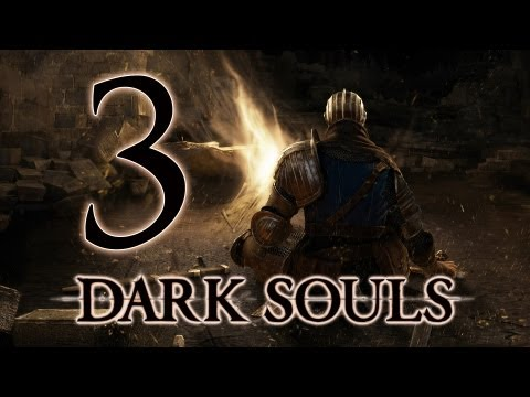 Let's Play Dark Souls #3 - Praise the Sun