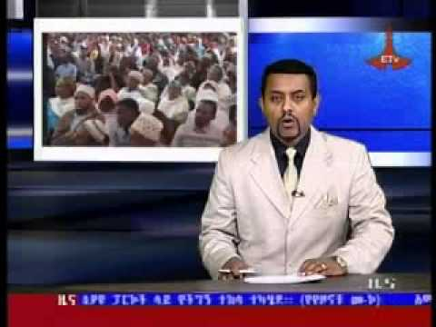 The Latest Amharic News August 9, 2013