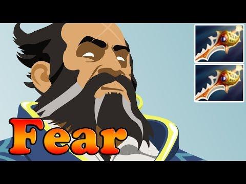 Dota 2 Gameplay: Fear con Kunkka