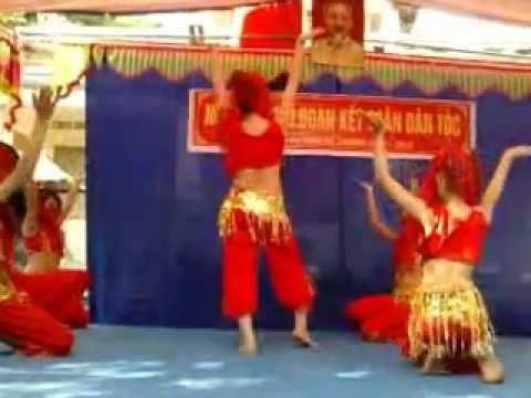 múa alibaba-yên phú