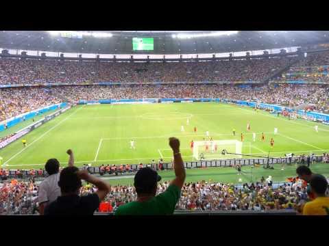 Gol histórico de Miroslav Klose, seu 15° Gol!