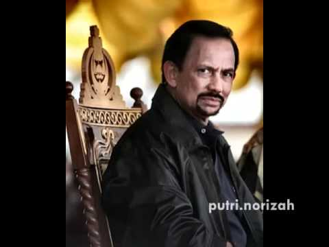 Putri Norizah (Brunei) - Mahkota Negara (HM's Birthday song) - Original Studio Version