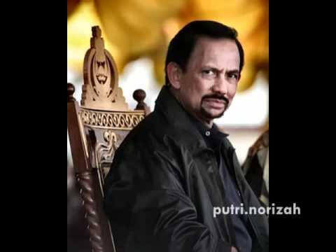 Putri Norizah (Brunei) - Mahkota Negara (HM's Birthday song) - Original Studio Version