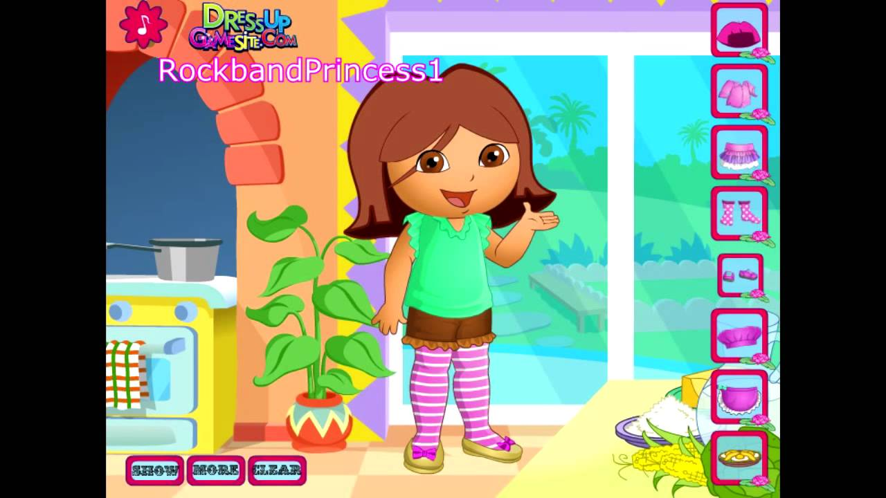 dora cooking games free online to play