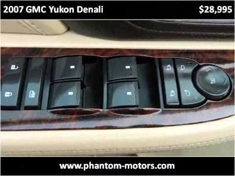 2007 GMC Yukon Denali Used Cars Portland OR