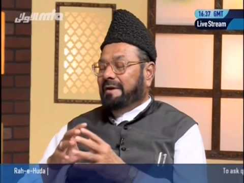 Urdu Rahe Huda 12th April 2014 - Ask Questions about Islam Ahmadiyya