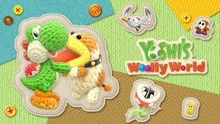 ¿Es Yoshi's Woolly World lo más rebonico de 2015? Compruébalo en este vídeo con gameplay