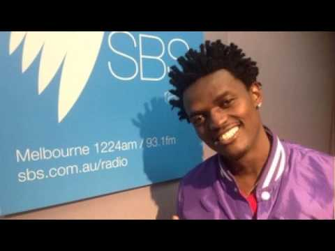 Interview with Singer Ziggy Zaga (Behailu Tafesse) in Australia - SBS Amharic - Interview with Singe