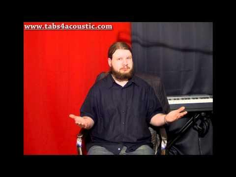 Cours de guitare : Le rythme 0 : Les bases - Partie 2