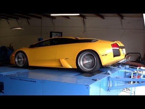 Lamborghini Murcielago - 428whp - Delta-V Technologies