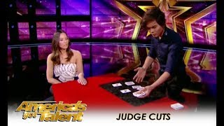 Shin Lim: The Worlds BEST Close-up Magician SHOCKS Again! | America's Got Talent 2018