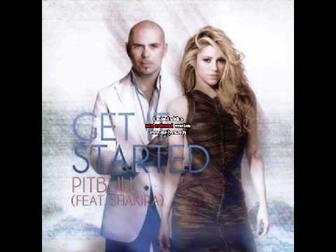 Pitbull Ft Shakira - Get It Started (DIY Acapella Snippet)