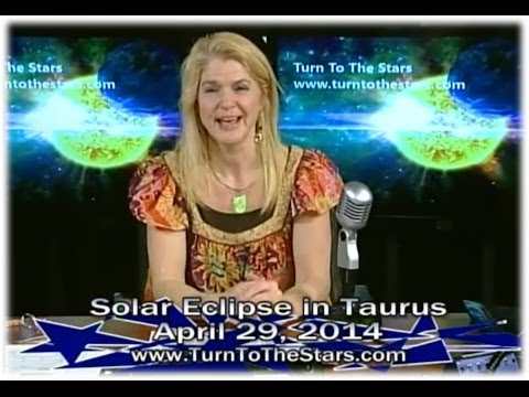 Solar Eclipse Taurus April 29, 2014