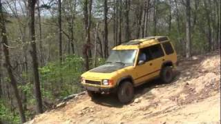 Uwharrie Safari Short Documentary (Part 1)