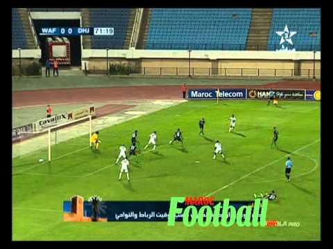 Wydad Fes 0-0 DHJ Difaa Hassani Jadidi