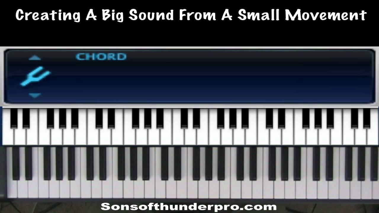 gospel piano: