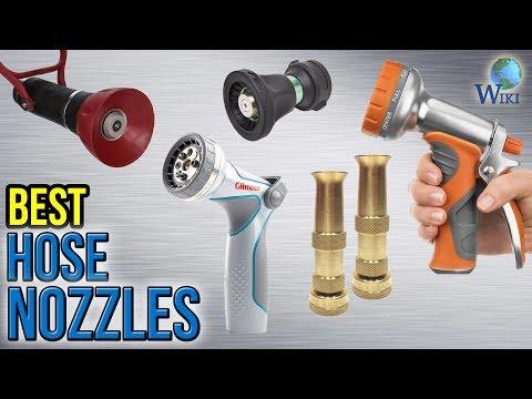 10 Best Hose Nozzles 2017