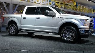 Watch The 2015 Ford F-150 Debut At The Detroit Auto Show