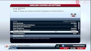 Fifa 13 My Controller Settings Best Settings (in My