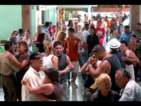 Salsa music- El amor de Puerto Rico song- Orquesta image