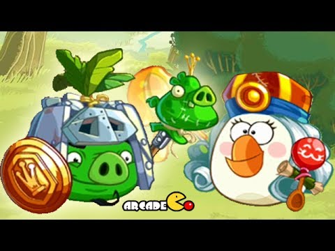 Angry Birds Epic: Nailed It Cave 2 Rain Plateaus 3 Walkthrough