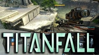 Titanfall Gameplay - Grenade Shooting Sniper, Open Beta, Burn Cards, More! (Xbox One Gameplay)