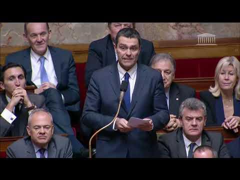 M. Éric Pauget - Mesures économiques du Gouvernement