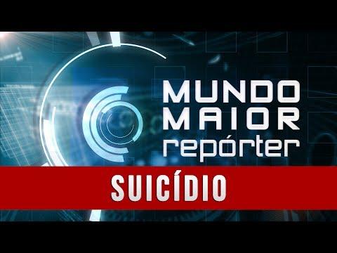 Mundo Maior Repórter - Suicídio (09/11/2013)